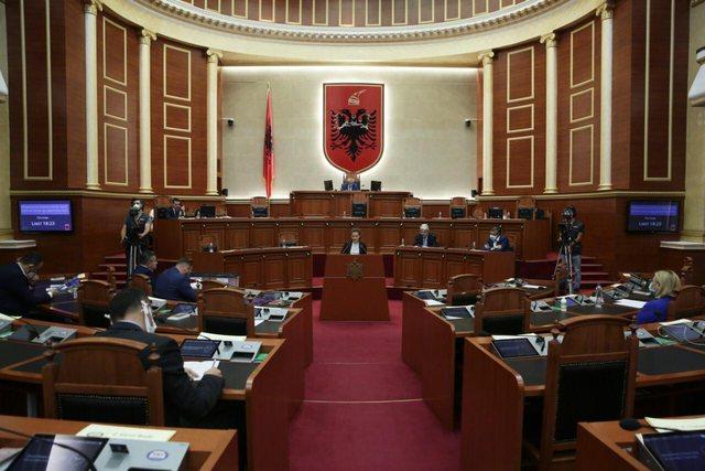 Kuvendi zgjedh me 98 vota kreun e ri të Komisionit të Prokurimeve,