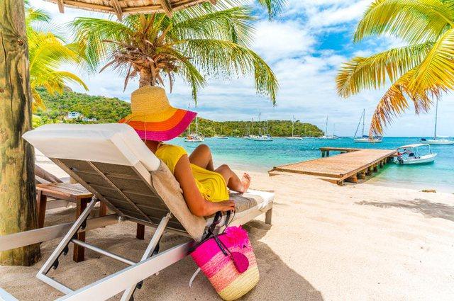 Oferta e rrallë nga ishulli i Karaibeve: Një vit punë nga