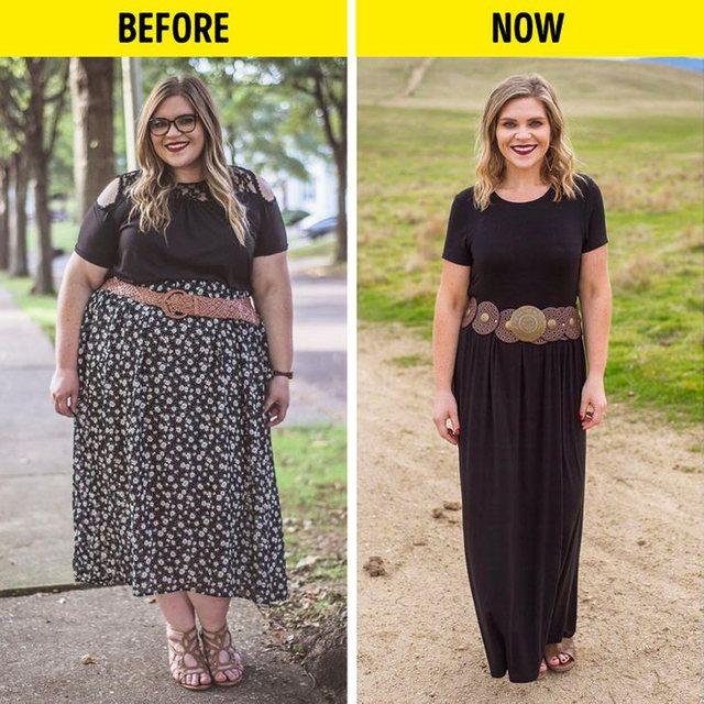 Dietat i dështuan! Gruaja që humbi 59 kilogramë vetëm duke