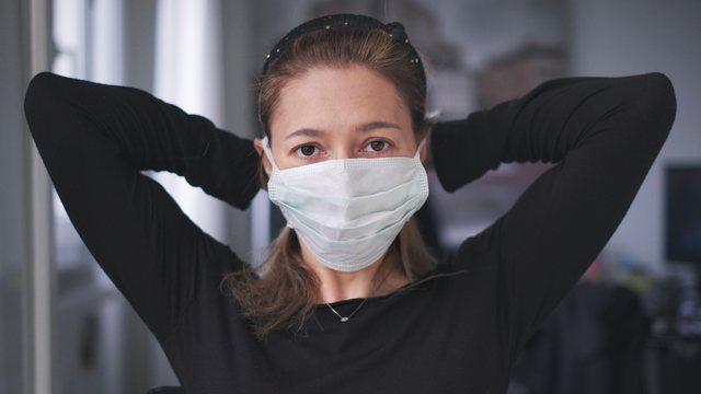Maska ju lë pa oksigjen? Çfarë thonë ekspertët dhe sa