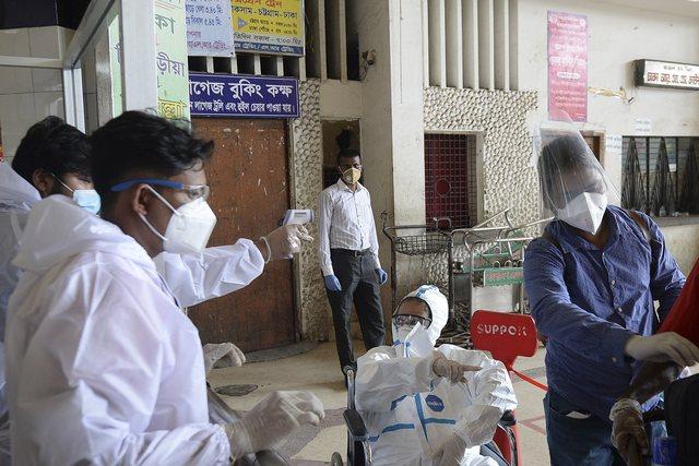 Rastet me Covid rriten/ Në Bangladesh mijëra shtretër spitalesh