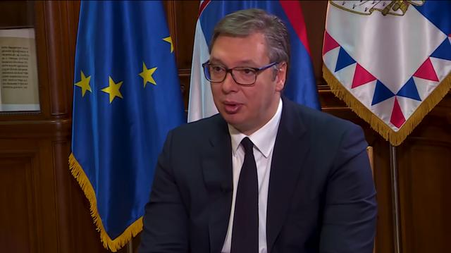 Vuçiç, qeveria/ Takim me deputetët shqiptarë