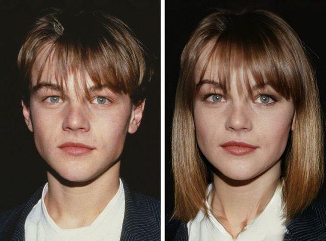 Nga Leonardo DiCaprio te Vin Diesel, si do të dukeshin aktorët e