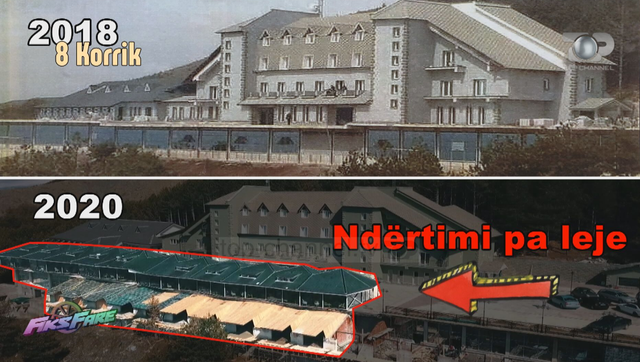 """Skandali/ Si u 10-fishua """"Morava Resort"""" në Korçë me"""