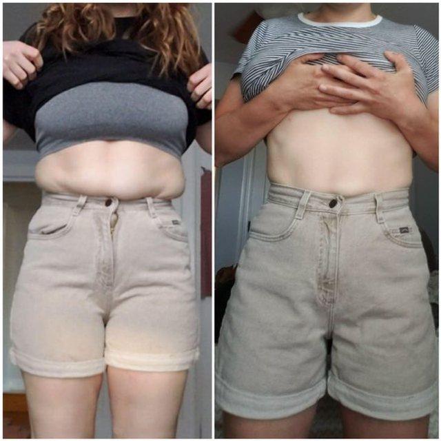 Me kilogramë të tepërt dhe të shëmtuar, njerëzit