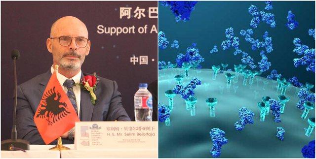 Covid kërcënon botën, ambasador shqiptar në Kinë: Kush