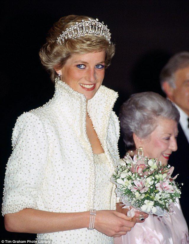Lady Diana është princesha më e bukur e të gjitha