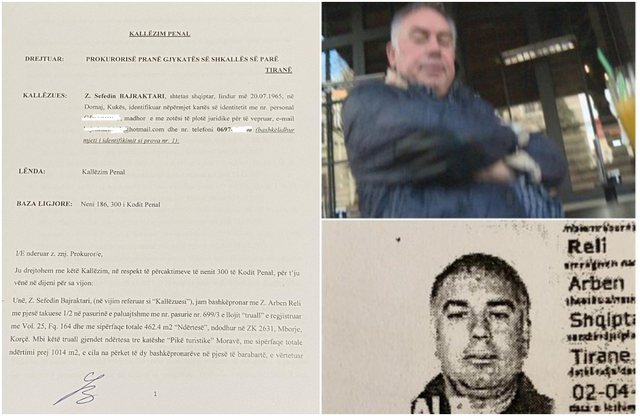 Nuk ndalen problemet për biznesmenin Arben Reli, kallëzohet penalisht