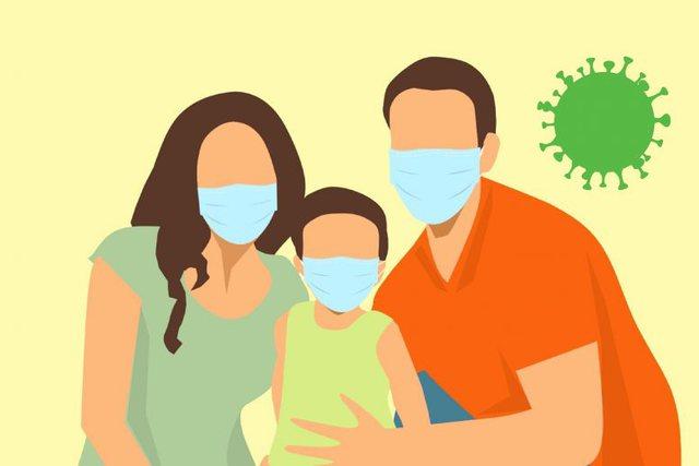 Studimi/ Coronavirus transmetohet më shumë brenda familjes se sa nga