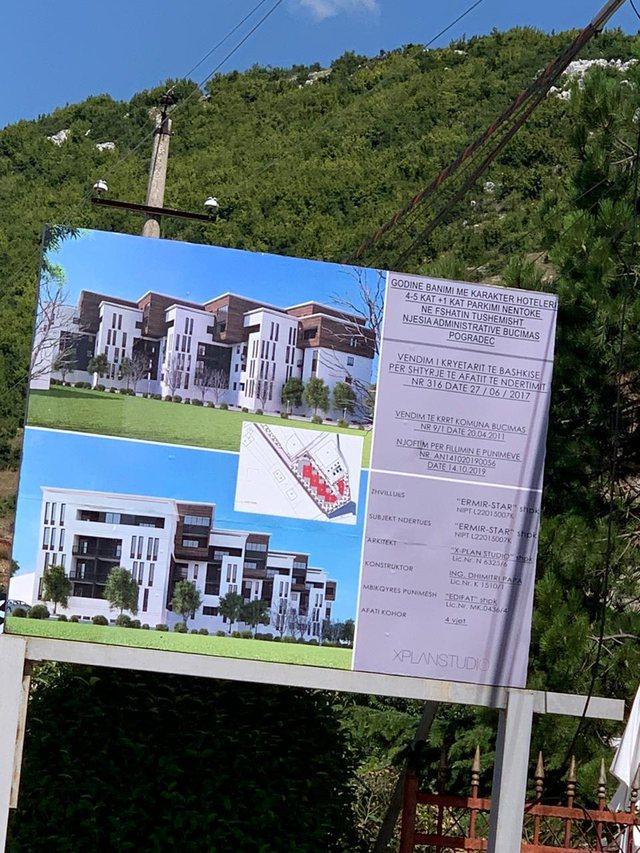 Ndërtimi në zonën e ndaluar që po shkatërron rritjen e