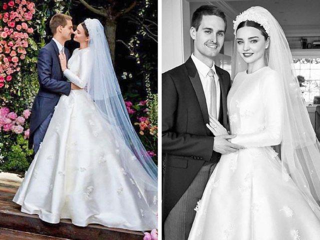11 nuset që krijuan histori me fustanin e bardhë dhe ndezën
