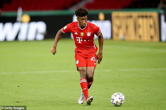Manchester United ka hyrë në bisedime me Bayern Munich, dëshiron