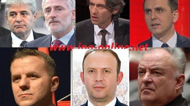 Negociatat/ Partitë politike nisin bisedimet për qeverinë e re,