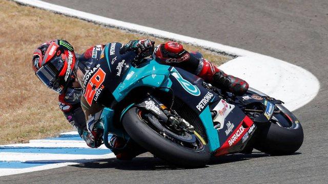 Çmimi i Andaluzisë / Fabio Quartararo lider absolut në Moto Gp,