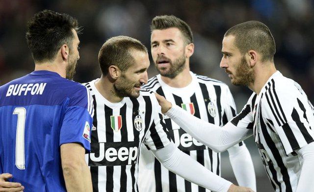 Juventus fitoi 9 tituj rresht të Seria A, vetëm një lojtar ka