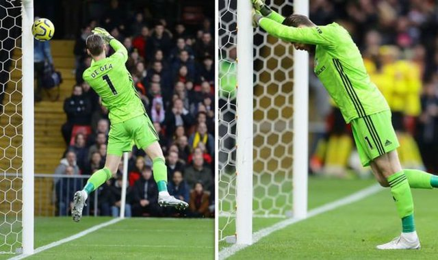 Legjenda e Manchester United sulmon portierin De Gea: Largojeni sa më