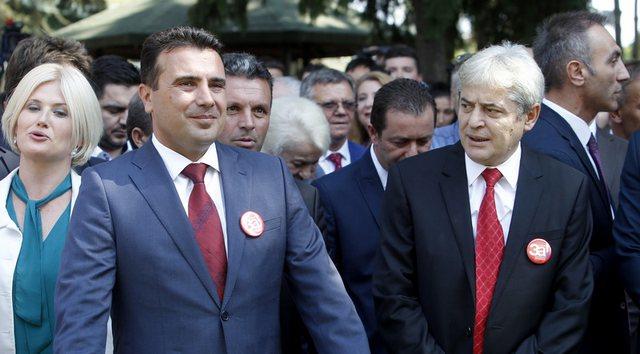 Gjermania, ultimatum Ahmetit: lëri lojrat, formo qeverinë me Zaev