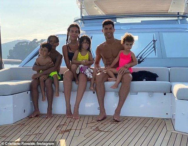 5.5 milionë paund, Ronaldo tregon super jahtin që i ka bërë