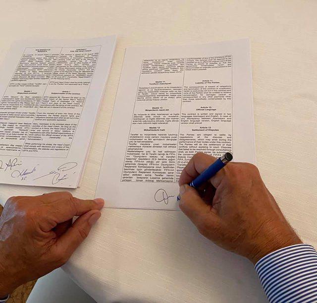 Zyrtare/ Gianni de Biasi firmos me Azerbajxhanin: Dëshirë e madhe