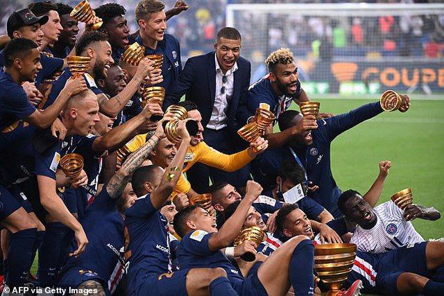 PSG fiton edhe Kupën e Ligës (FOTO)