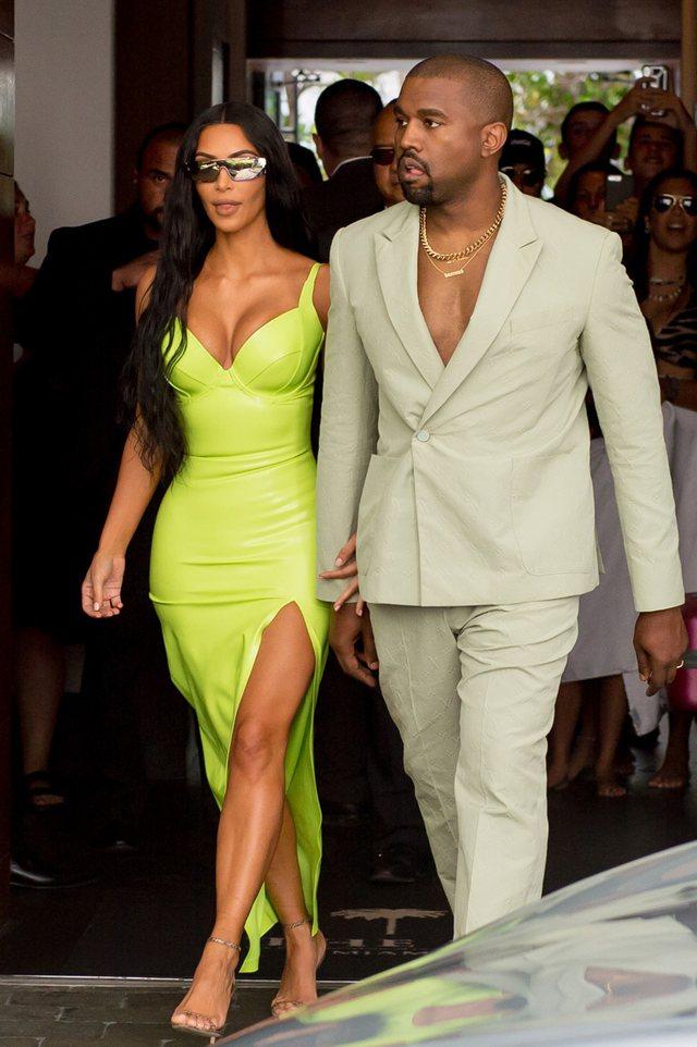 Pas fotove ku Kim shfaqej e përlotur, Kanye West reagon për herë