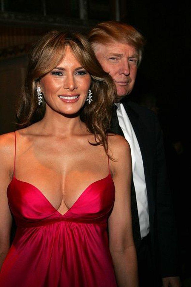 Nga modele në Zonjë e Parë në SHBA, profili i Melania Trump