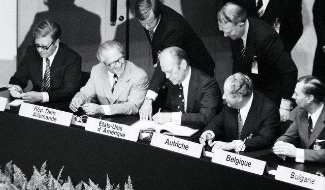 Akti final i Helsinkit, Meta: Shumë vende të OSBE po