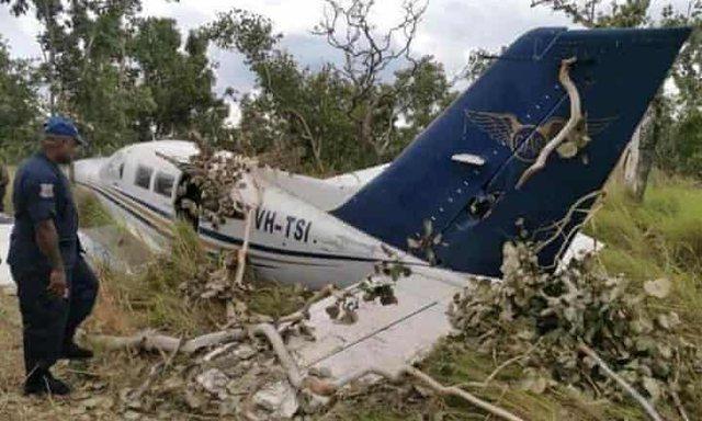 FOTO/ Rrëzohet aeroplani me 80 mln euro kokainë brenda tij