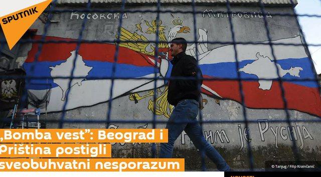 Moska paralajmëron Vuçiç e BE: Nuk ka forcë që