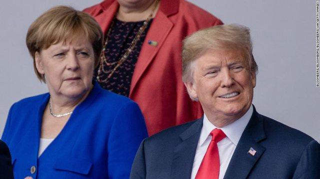 Tërheqja e trupave nga Gjermania, dhurata e fundit e Trump për Putinin