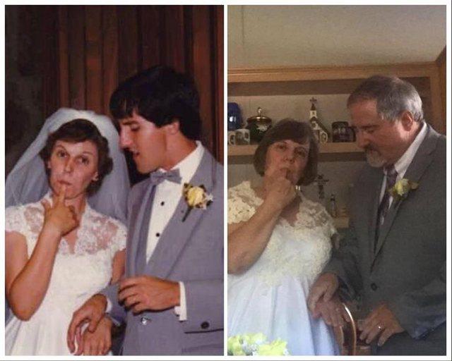 Kur dashuria triumfon! Çiftet që kanë mbi 20 vite martesë