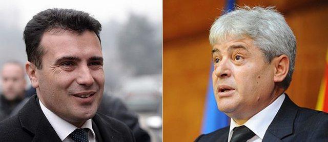 Qeveria e re/ Zaev nis misionin për të bindur partitë shqiptare,