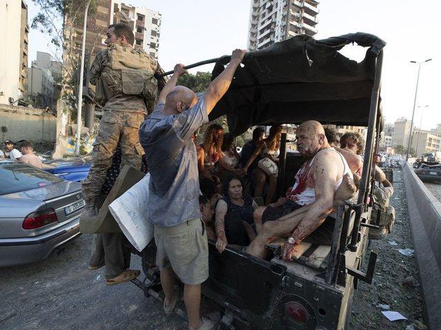 Shpërthimi në Bejrut, pse është kaq i rrezikshëm
