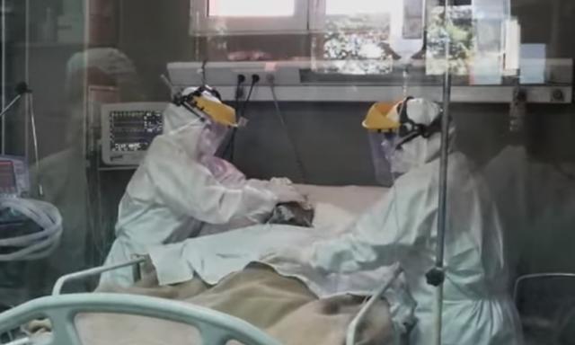 Situatë shqetësuese/ Gati hapja e spitalit COVID/3, do punësohen