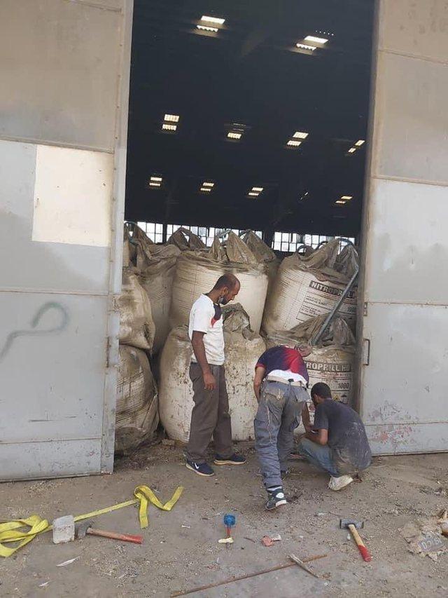 FOTO/ Ku ishin fshehur nitratet te porti para se të ndodhte shpërthimi