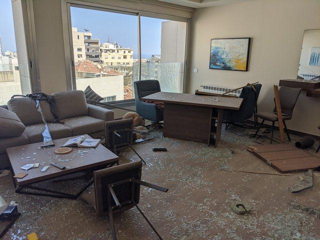 300 mijë të pastrehë nga shpërthimi në Liban,