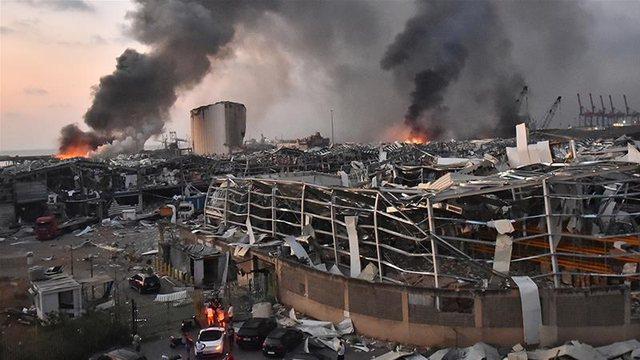 Shpërthimi me 135 të vdekur e 5000 të plagosur në Bejrut,