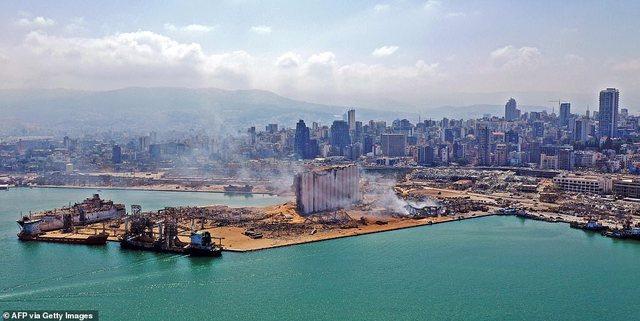 Shpërthimi në Bejrut, qeveria urdhëron arrestimin e