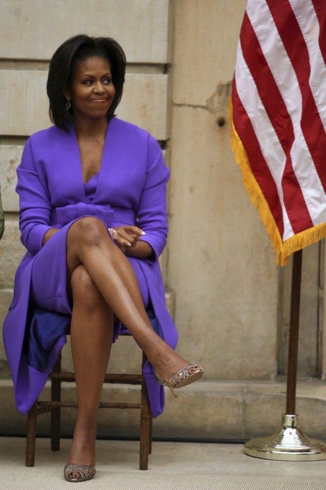 """""""Zgjohem në mes të natës""""/ Michelle Obama zbulon"""