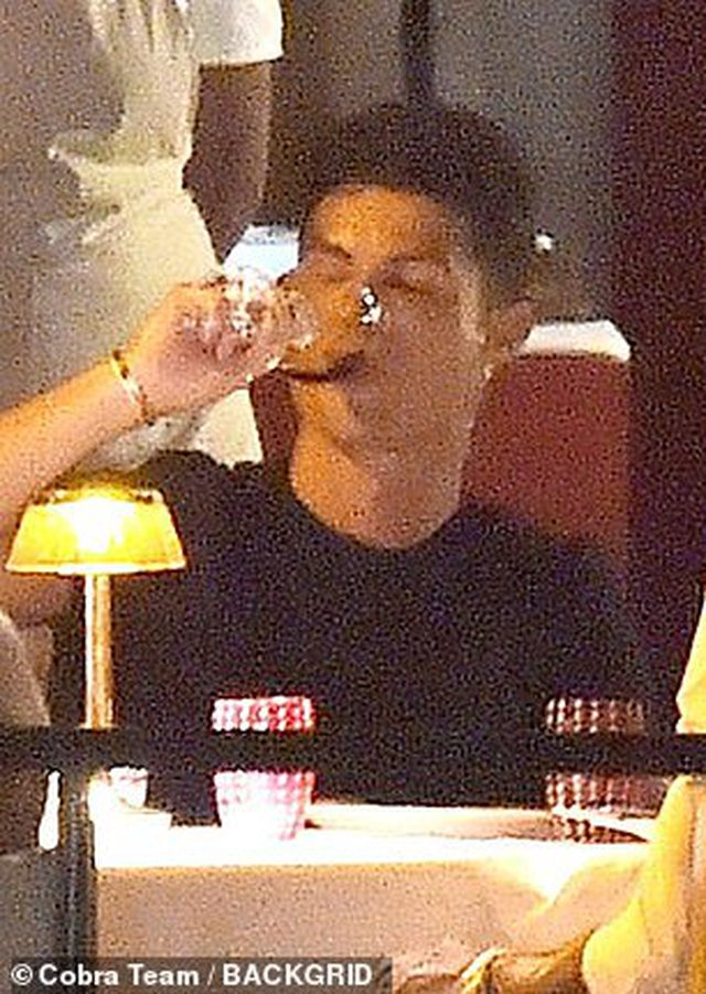 """Ronaldo dhe Georgina e """"teprojnë"""" me alkoolin, çifti"""