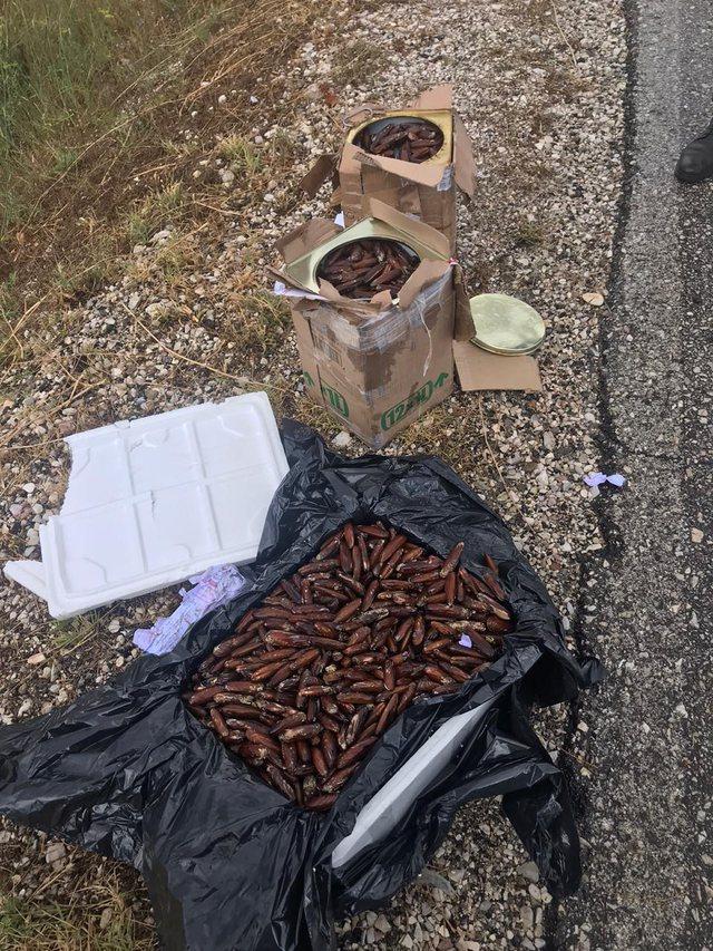 Kontrabandë nga Greqia/ Policia bllokon 60 kg dateri, nisin kontrollet