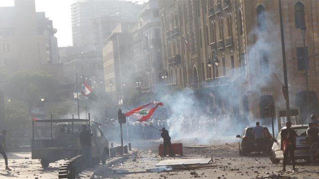 Libani në kaos pas protestave popullore, kryeministri kërkon zgjedhje