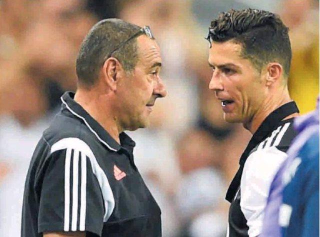 Zbulohen prapaskenat/ Ronaldo largoi Sarrin, ja çfarë kushti i