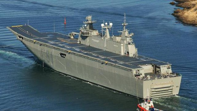 'Era' luftë/ Katër anije luftarake turke futen në