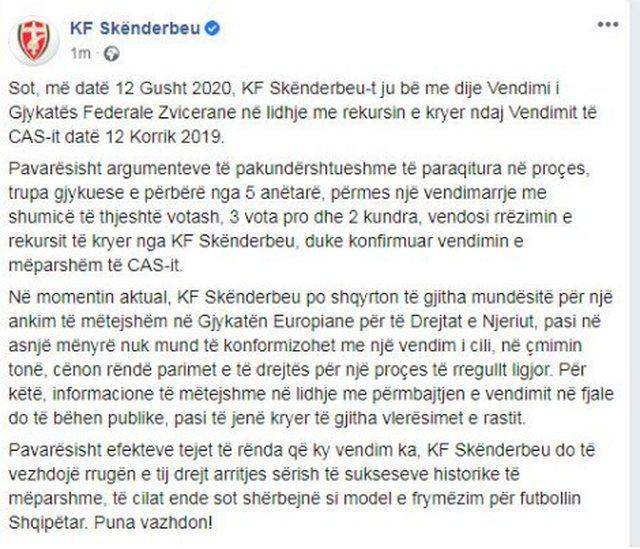 10 vite përjashtim dhe 1 milion euro gjobë/ Zbardhet vendimi i