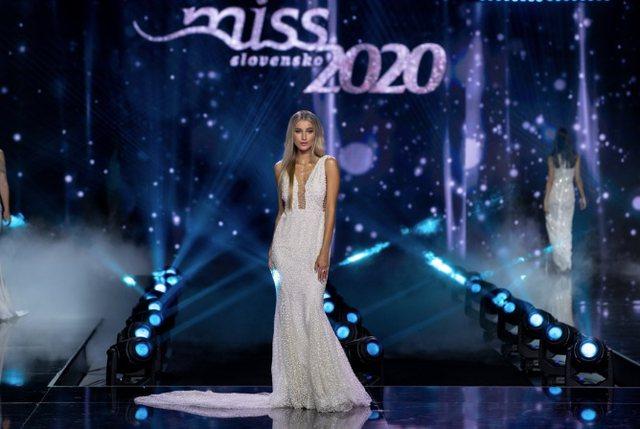 """Shqiptarja shpallet """"Miss Sllovakia 2020"""", kush është"""