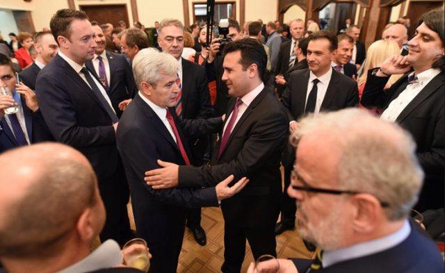 ZYRTARE/ Dalin emrat e zv.kryeministrit dhe ministrave shqiptarë në