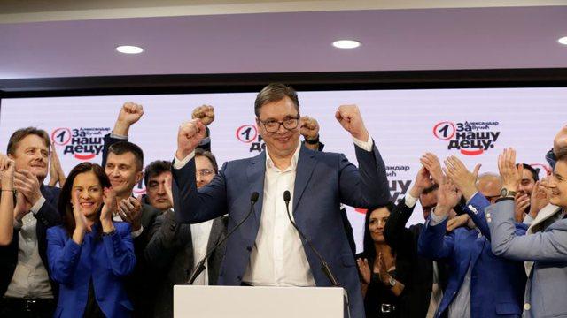 Vuçiç vendos të çojë vendin në zgjedhje