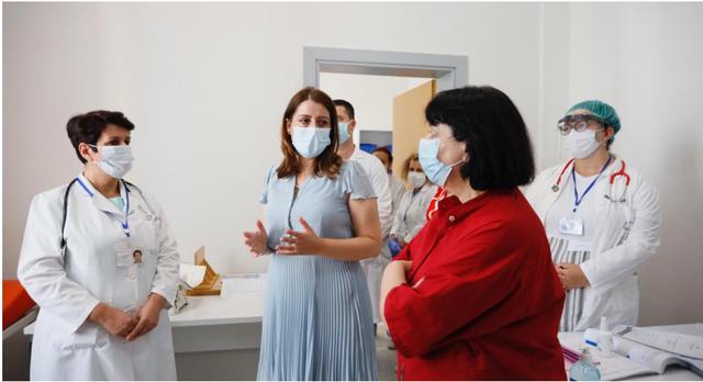 Manastirliu: Kemi siguruar shumëfishimin e vaksinave të gripit falas