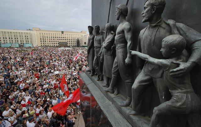 Lufta e Bjellorusisë, një kujtesë e fuqishme e vlerës